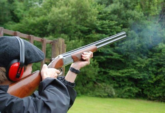 clay pigeon shooting west midlands