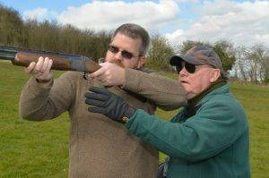 Shooting Lessons Midlands