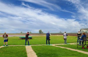 Corporate shooting events in the Midlands