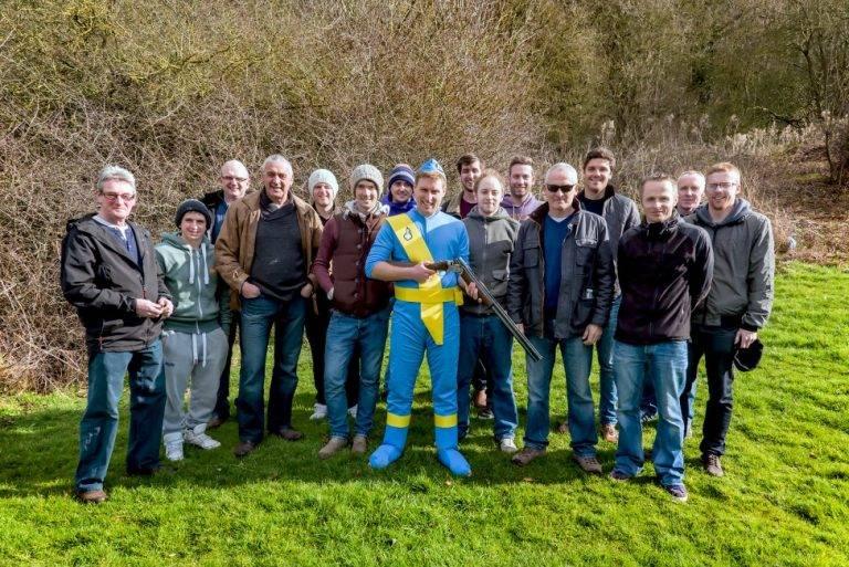 Team Building Days Derbyshire
