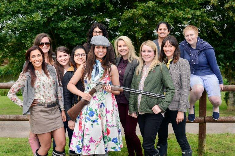 Corporate Shooting Events Midlands