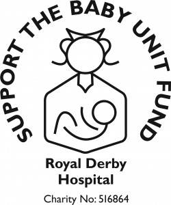 Baby Unit Fund Derby Logo Charity Number