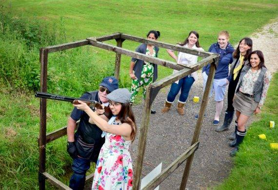 What to wear clay pigeon shooting in summer