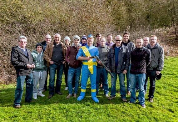 Team Building Activities Derbyshire