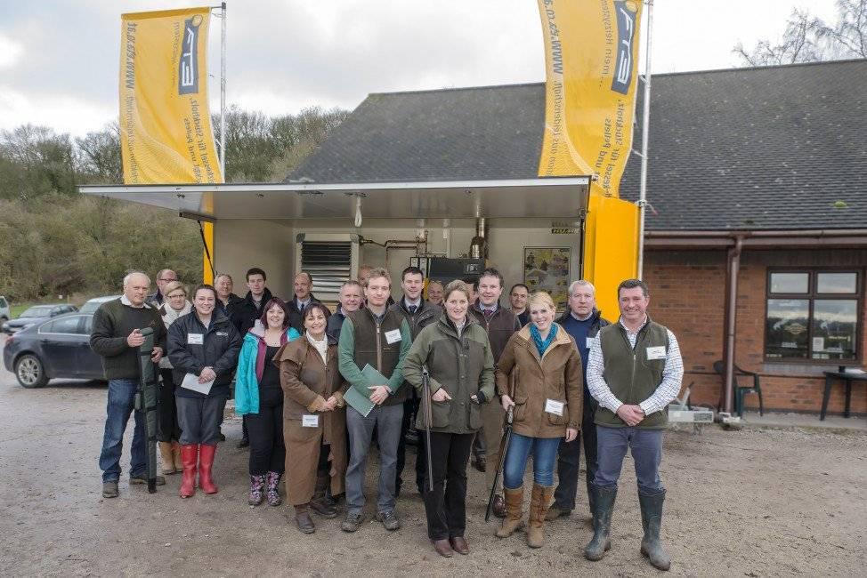 team building days in derbyshire