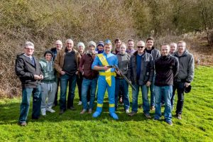 Team Building Activities In Derbyshire - Clay Sports Shooting